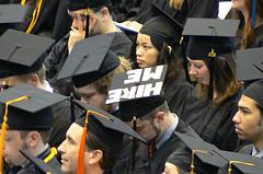 graduation - hire me